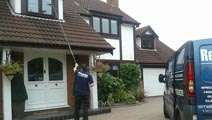 residential window cleaning preston